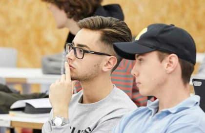 Freshmen and Transfer Students | IE Registrar's Office