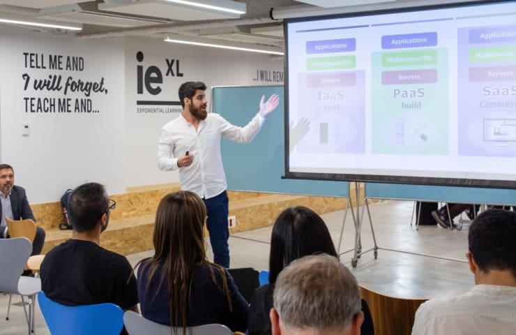 IE - Mentoring for entrepreneurs