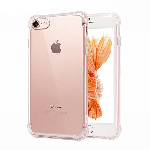 Чехол TPU Crystal Clear для iPhone