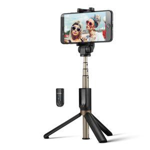 Монопод BlitzWolf BS3 BT Selfie Stick