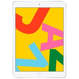 "Apple iPad 10.2"" Wi-Fi Silver"