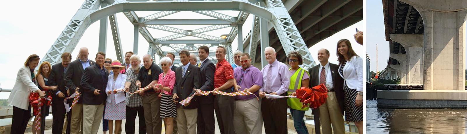 Bridge Opening Ceremony