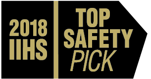 2018 Top Safety Pick