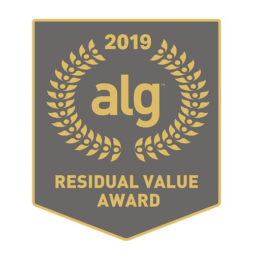 2019 Residual Value Award