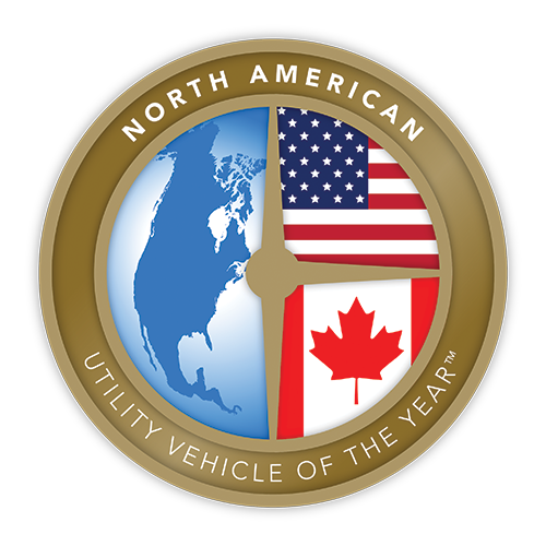 2019 North America Utility Vehicle of the Year TM