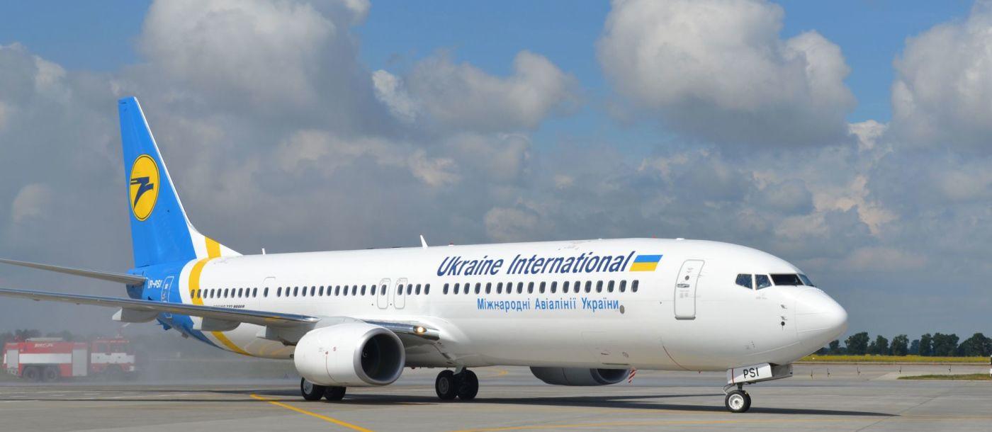 חוות דעת וסקירה על טיסות עם UIA יוקריין