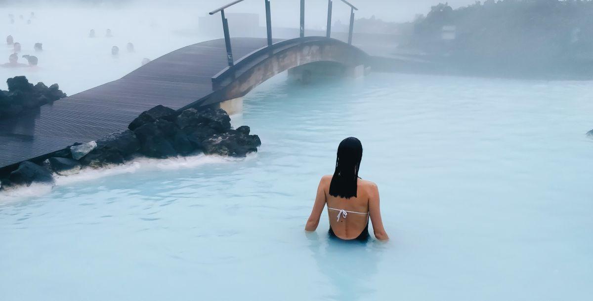 בלו לגון ומעיינות חמים נוספים באיסלנד