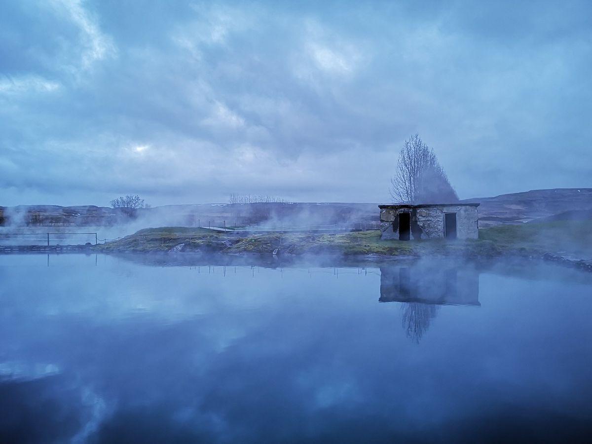 הלגונה הסודית - אלטרנטיבה לבלו לגון באיסלנד