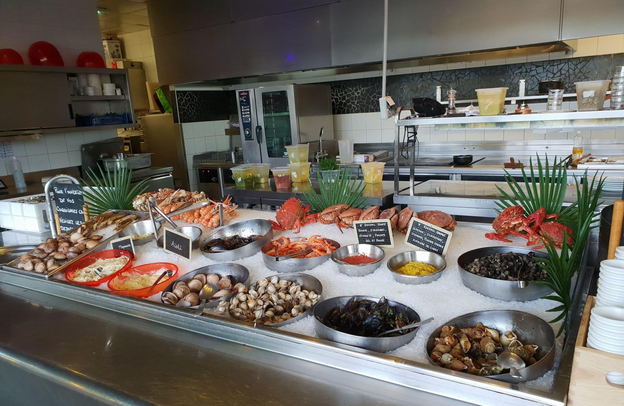 מסעדת ״מרסי!״ בבורדו