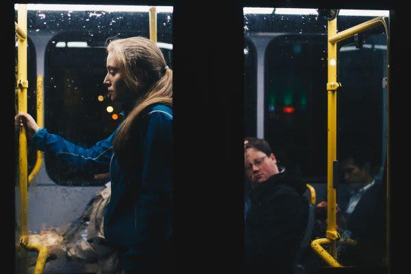 אילוסטרציה: שאטל אוטובוס הסעה חינם לחניה בטרמינל 1