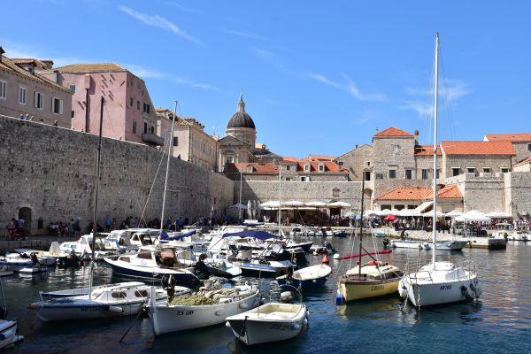 נמל העיר העתיקה דוברובניק