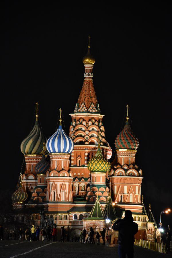 הכיכר האדומה במוסקבה