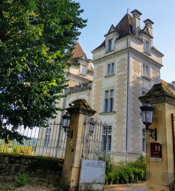 domaine du château de monrecour מלון בדרום צרפת חבל אקיטן