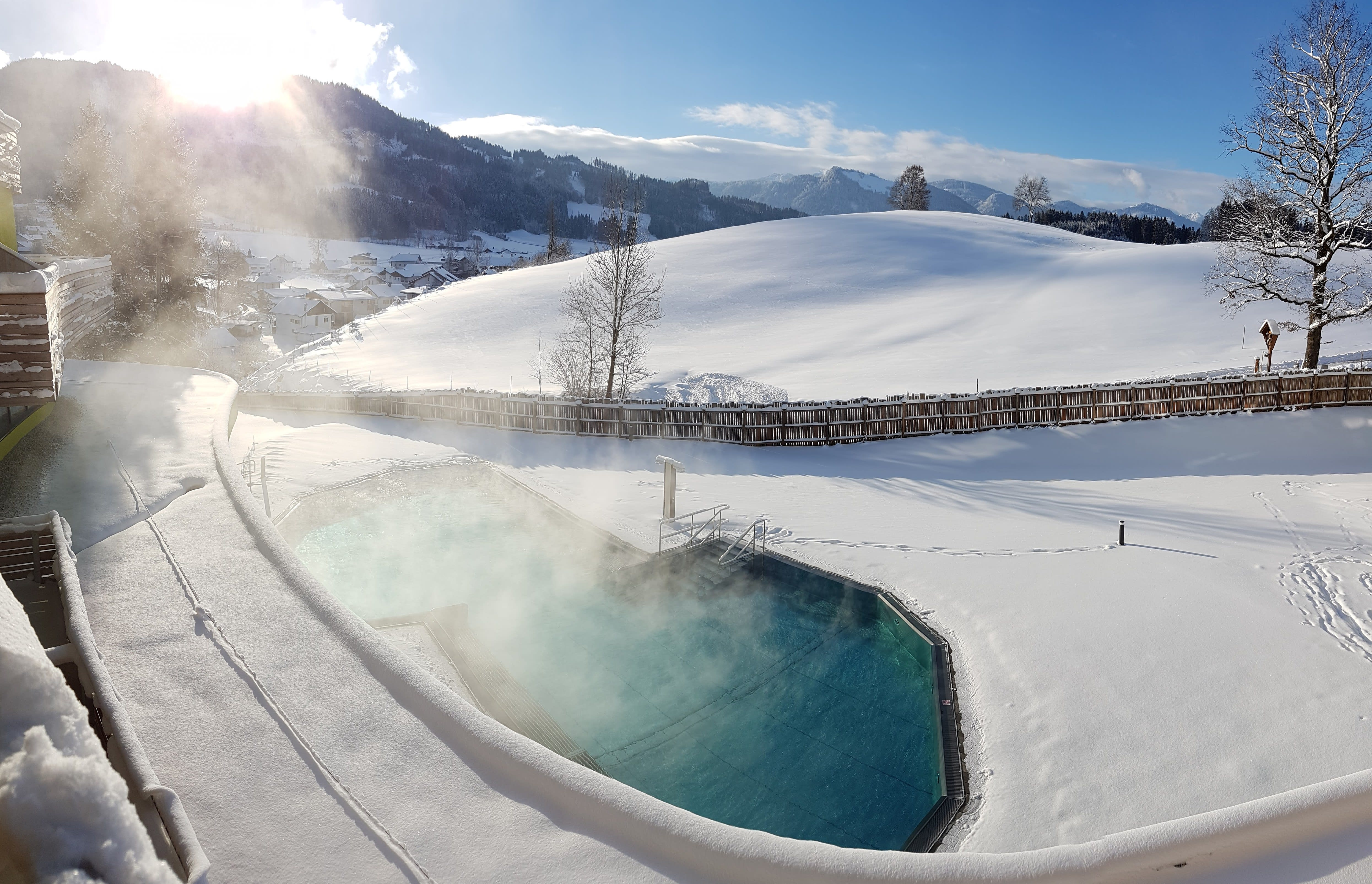 מלון ספא ״דאס סיבן״ טירול, אוסטריה