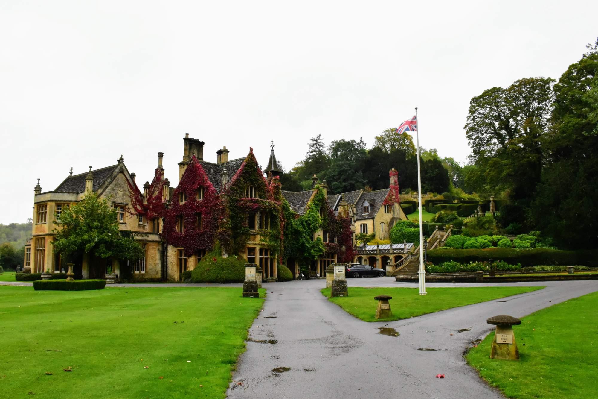 מלון הבוטיק באנגליה עם מסעדת המישלן