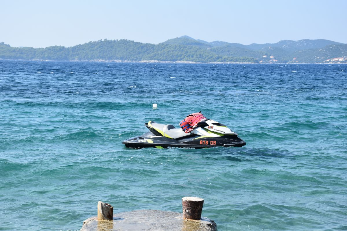 אופוע ים בדוברובניק