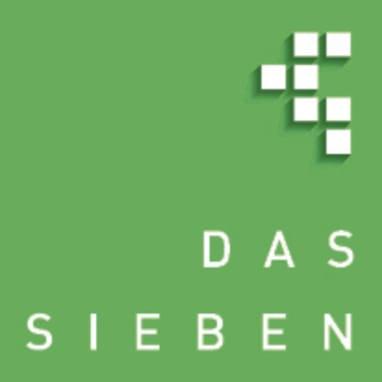 """לוגו - מלון ספא """"Das Sieben"""" בטירול, אוסטריה"""