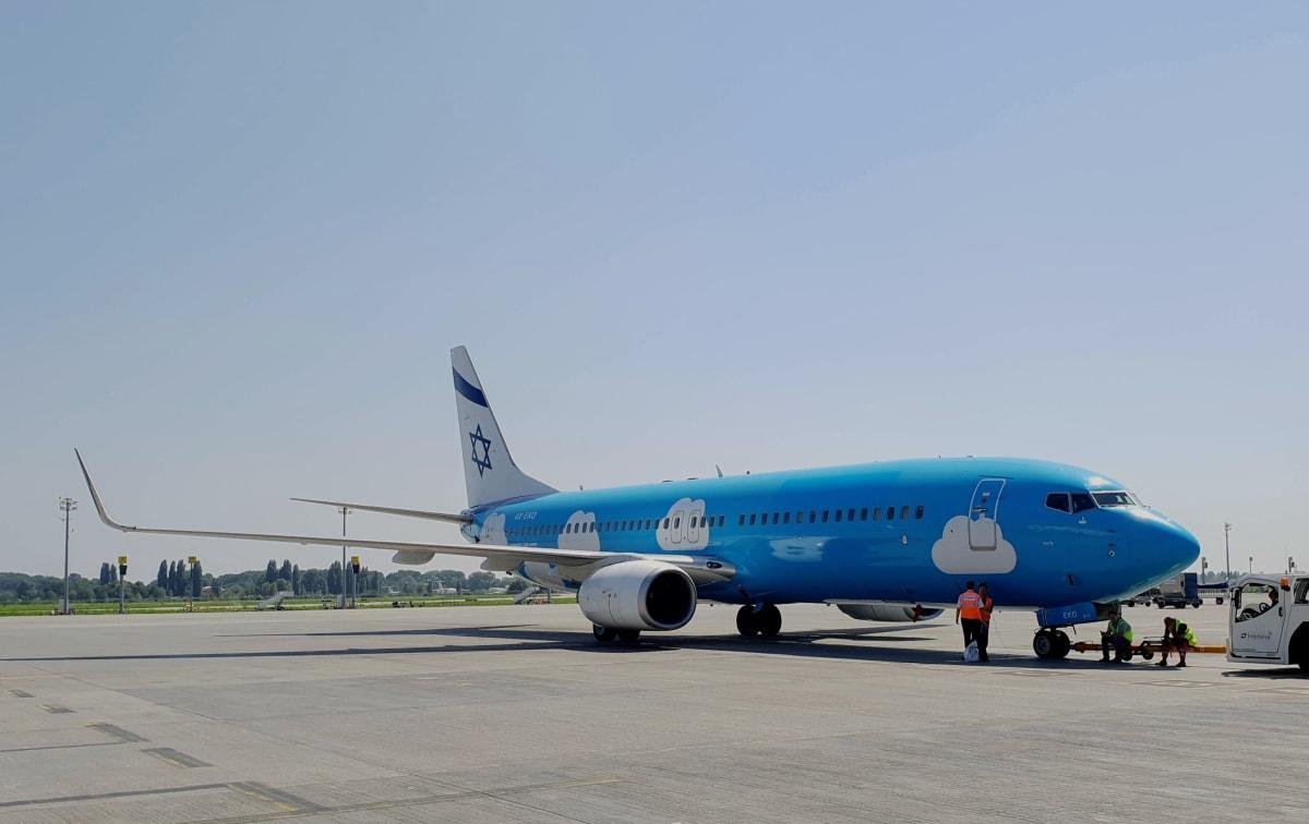 מטוס של מותג הלואו-קוסט של אל על - UP: מה מקבלים חינם כלול במחיר כרטיס הטיסה?