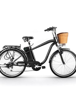 Nakto-26-250W-Cargo-Electric-Bicycle-6-speed-e-Bike-36V-Lithium-Battery-AadultYoung-Adult-Men-0