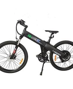 New-Electric-Bike-Matt-Black-Electric-Bicycle-Mountain-500w-Lithium-Battery-City-Ebike-0