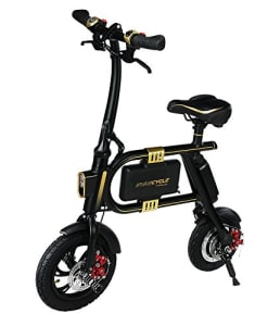 SWAGTRON-SwagCycle-E-Bike-Folding-Electric-Bicycle-with-15-Mile-Range-Collapsible-Frame-and-Handlebar-Display-0