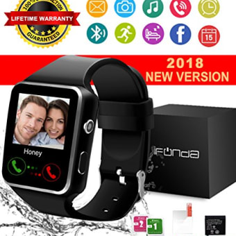 Bluetooth-Smart-Watch-With-Camera-Touch-Screen-Smartwatch-Unlocked-Smart-Wrist-Watch-With-Sim-Card-Slot-Fitness-Tracker-For-Android-Smartphone-Samsung-IOS-Apple-Iphone-7-8-X-Sony-0