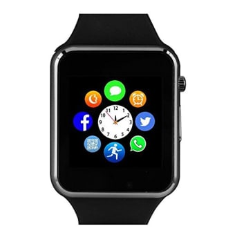 Smart-Watch-with-Bluetooth-Camera-Music-Player-for-IOS-IPhone-Partial-Functions-Android-Samsung-HTC-Sony-LG-HUAWEI-Smartphones-0