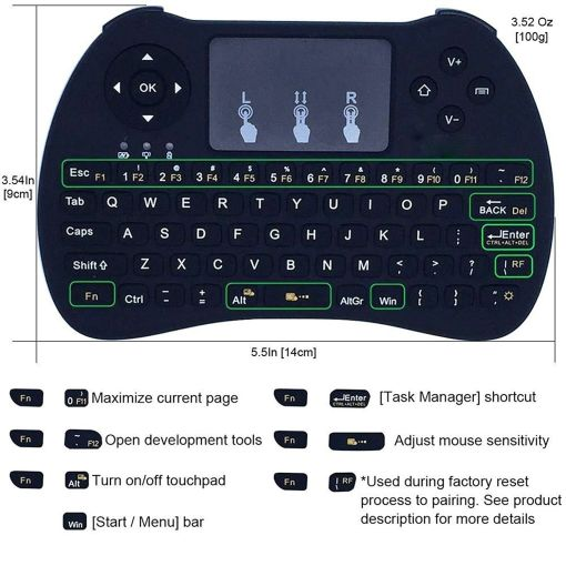 H9-Mini-Keyboard