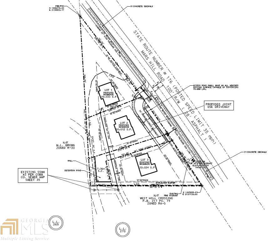 755 Mars Hill Rd Kennesaw Ga 30152