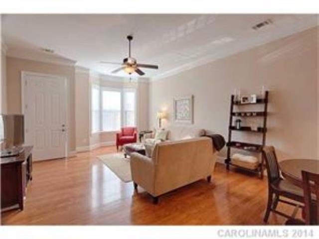Living Room includes Bay Window