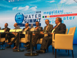 "IIB Chairperson Nikolay Kosov addressed the participants of the third Budapest Water Summit: ""It's time to unite all efforts to protect water resources on a global scale"""