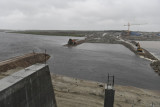 Глава МИБ принял участие в  церемонии перекрытия русла реки в ходе строительства Белопорожских ГЭС