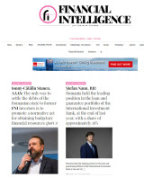 Head of Debt Capital Markets and Financial Institutions Stefan Nanu gave an exclusive interview to the Romanian business portal Financial Intelligence about IIB activities in Romania