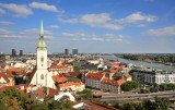 Heading to Bratislava