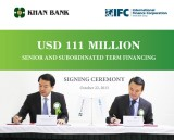 International Investment Bank to participate in Mongolian Khan Bank Loan Granting