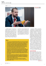 IIB Chief economist spoke to the Hungarian weekly Figyelo on Brexit, the bank, the region