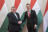 IIB actively develops dialogue with member states: first meeting of the Ambassadors Club after headquarters relocation took place in the Ministry of Foreign Affairs and Trade of Hungary