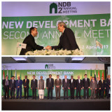New Development Bank and International Investment Bank Sign Memorandum of Understanding to Develop Cooperation