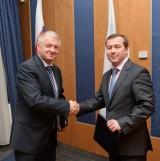 Подписан Меморандум о сотрудничестве с Министерством экономики Словакии