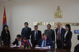 New horizons: IIB delegation visited Mongolia