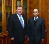 Визит посла Республики Болгария