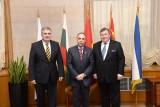 Bulgarian Deputy Prime Minister visits IIB