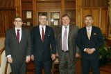 Delegation of Czech Ministry of Finance Visited International Investment Bank