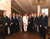 IIB  held a  meeting of the Ambassadors' Club