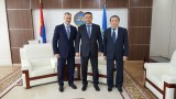 SME support, joint projects and current IIB agenda discussed during meetings in Mongolia