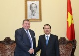 Government of Vietnam supports IIB's development strategy – the Bank's Chairman of the Board met with the country's Deputy Prime Minister