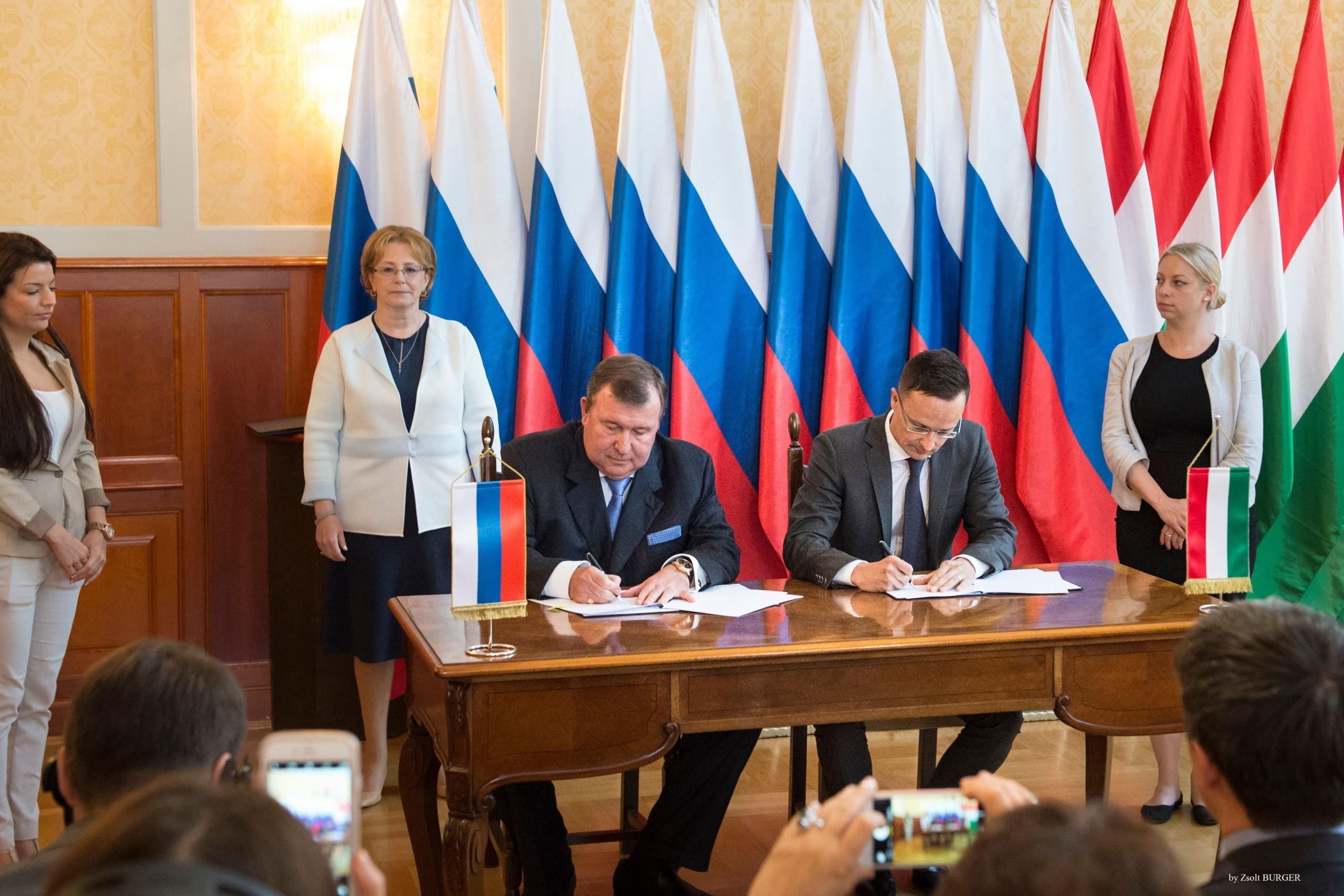 Новые возможности в Венгрии – МИБ и венгерский МИД подписали Меморандум о взаимопонимании