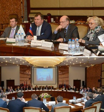 Another meeting of MIFC UK-Russia Joint Liaison Group took place at IIB's headquarters