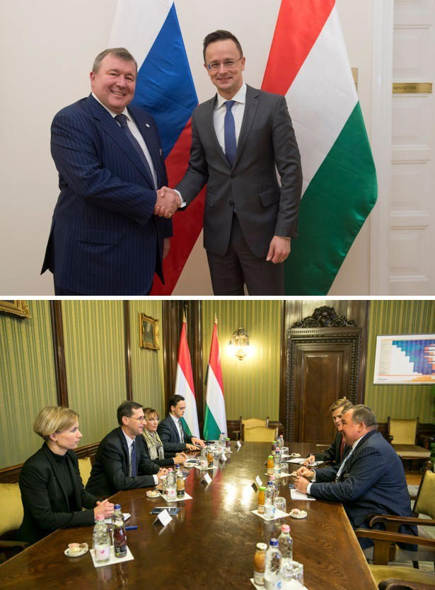 Hungary supports IIB's further development – Chairman's meetings in Budapest