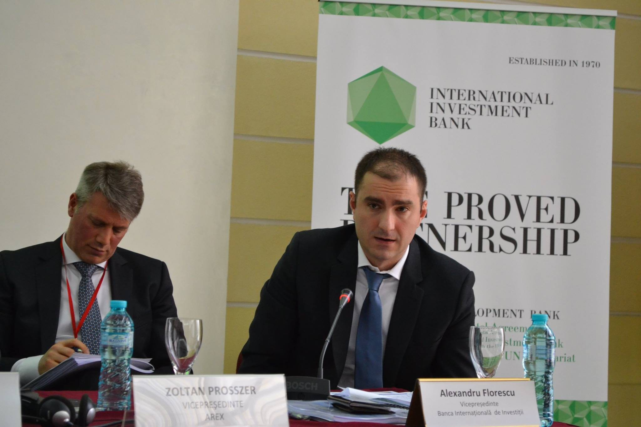 Demand for IIB's investment products and services confirmed in Romania's regions